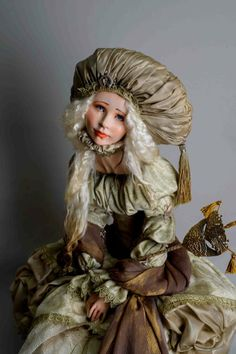 Art doll - Elena Mikhailova (Latvia)
