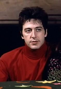 Alfred James Pacino - the one and only. His parents were born in Corleone, Sicily, Italy. He's starred in nearly 50 films, and is a director, producer, a president of the Screen Actor's Guild.