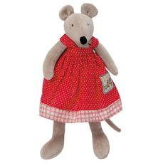 Moulin Roty Grande Famille Little Nini Mouse 30cm