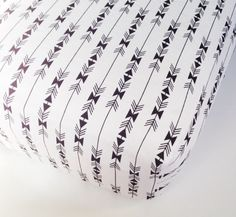 Listing for one fitted Crib Sheet or Changing Pad Cover:  The cover is made with designer cotton fabric by Riley Blake YOUR CHOICE OF SIZE: Standard