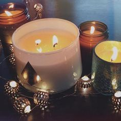 Comfort In A Candle