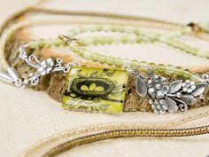 FREE Ideas : Artbeads.com - Nesting Necklace