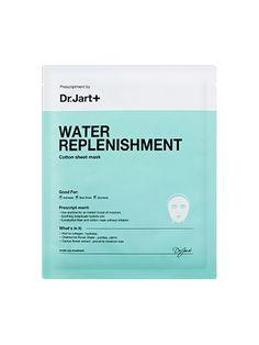 Best of Beauty 2015 Winner -- The best sheet mask: Dr. Jart+ Water Replenishment Cotton Sheet Mask | allure.com