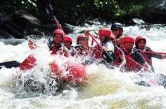 Know Before You Go: 3 Tips for River Rafting in Tennessee - Click Pin to read more of our blog!