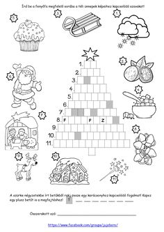 Word Search, Christmas Time, Diagram, Teacher, Education, Writing, Motivation, Reading, School