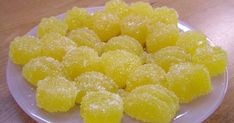 Delicious lemon marmalade Such a delicious homemade marmalade can be prepared on a day off when there is free time, and treat your home. Russian Desserts, Russian Recipes, Food Storage, Lemon Marmalade, Homemade Toffee, Candied Fruit, Czech Recipes, Summer Desserts, Let Them Eat Cake