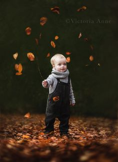 autumn portrait child photography in East Grinstead, West Sussex Victoria Anne Photography