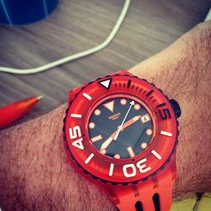 SUNDOWNER  http://swat.ch/ScubaSundowner #Swatch