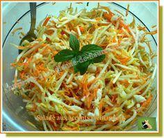 Salade aux accents vietnamiens