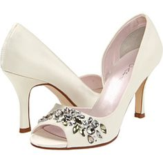 1cc1518d3e5d Caparros Willis Ivory Satin - Zappos.com Free Shipping BOTH Ways Very High  Heels