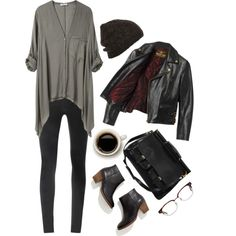 A fashion look from January 2013 featuring long sleeve blouse, Beautiful People and black jeans. Browse and shop related looks.