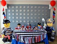 "LEGO City / Police / Birthday ""{LEGO City Police Birthday}"" 
