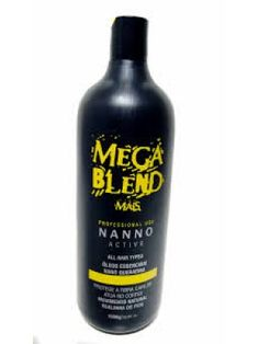 Mega Blend S/Formol - 1 litro
