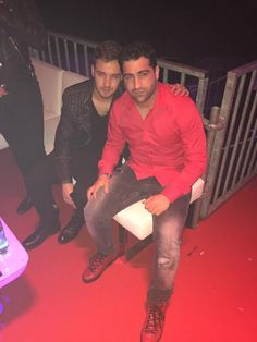 Rinke. @amsterdxmlouis   @1D_Swiss_Team liam in Amsterdam last night   06.12.14 ---------------------------------------------------------------- 1D swiss update @1D_Swiss_Team   Liam went to a party at Heineken Music Hall in Amsterdam last night! It was next to the Ziggo Dome where the boys had pre recorded at! - S