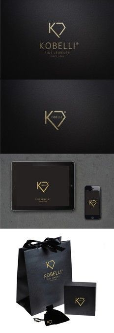 Create a luxury logo for a fine diamond jewelry company! by ♥ S O P H I E