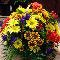 Brighten your Thanksgiving with beautiful fall flowers from our floral department. Fall Flowers, Fresh Flowers, Thanksgiving Flowers, Special Occasion, Floral Wreath, Birthdays, Valentines, Wreaths, Flower Arrangements