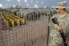 How a US prison camp