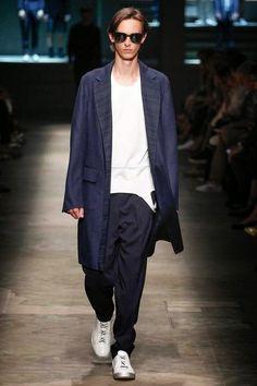 ERMENEGILDO ZEGNA FW15 Mens Fashion Week