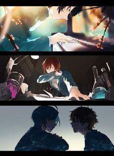 Akira Kurusu, Life Is Strange, Ensemble Stars, Cute Anime Character, Pretty Art, Anime Art Girl, Fire Emblem, Anime Characters, Mystic Messenger