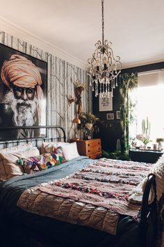 Nicola Broughton and her vintage-filled Victorian could give famed designer Abigail Ahern a run for her money.