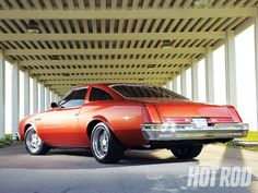 1977 Buick Century Rear View.....My Dad Had One Of These....But His Was Blue....He Loved That Car....Got It Right Off Of The Showroom Floor.