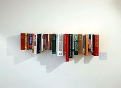 literal literary bookshelf