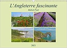 L'Angleterre fascinante (Calendrier mural 2021 DIN A3 horizontal): Un voyage dans les plus beaux endroits d'Angleterre. Products, Monthly Calender, Beautiful Places, England, Travel, Wall Calendars, Mood, Tuscany, Gadget