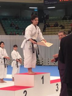 Exclusive Interview: Rika Usami - The Undisputed Queen of Karate Kata