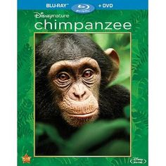 Disneynature: Chimpanzee  (Two-Disc Blu-ray/DVD Combo in Blu-ray Packaging) (Walt Disney)