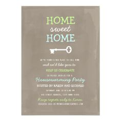 =>>Save on          Home Sweet Home Housewarming Invite (More Colors)           Home Sweet Home Housewarming Invite (More Colors) In our offer link above you will seeReview          Home Sweet Home Housewarming Invite (More Colors) please follow the link to see fully reviews...Cleck Hot Deals >>> http://www.zazzle.com/home_sweet_home_housewarming_invite_more_colors-161086246153501879?rf=238627982471231924&zbar=1&tc=terrest