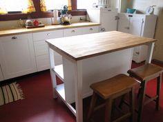 Remodelar la cocina de una casa rentada