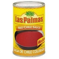 Las Palmas Medium Red Chili Sauce (24x10oz)