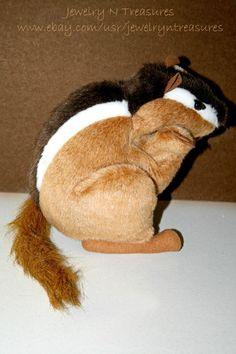 Folkmanis 11 Inch Plush Chipmunk 2092 Hand Puppet  53184aa8c261
