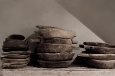 Oude houten schaal India | Taatje, Wonen in stijl