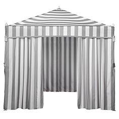 Portofino Pavilion - Grey | Outdoor-accessories | Accessories | Z Gallerie