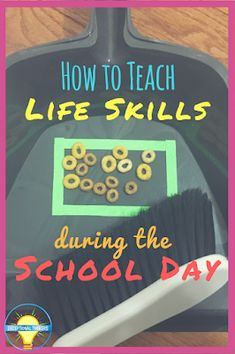 Teaching Life Skills in the Special Education Classroom - Conversations from the Classroom