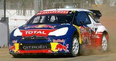 Rallycross DS3