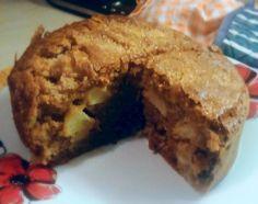 Recipe photo: Farmhouse apple and sultana cake