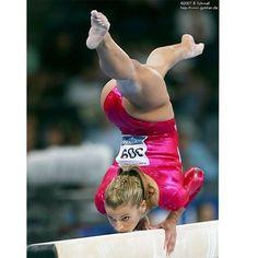 #sports_vixen Valerie Steele  I admire her total control and focus. **FOLLOW ME** @sports_vixen  @sports_vixen  @sports_vixen  #gymnastics#gymnast#olympian#girlswithmuscles#leotards#flexible#flexible_people#sportsgirls#beautifulgirls#sportsnation#femalesports#femalesportsfans#gymnastique#gymnastika Gymnastics Pictures, Sport Gymnastics, Artistic Gymnastics, Gymnastics Leotards, Gymnastics Flexibility, Beautiful Athletes, Female Gymnast, Olympic Sports, Athletic Models