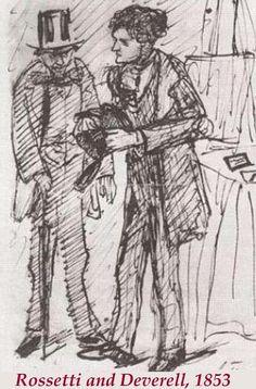 Rossetti's Portrait - 44.1