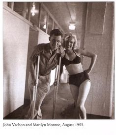 anthony luke's  not-just-another-photoblog Blog: Unpublished Photos of Marilyn Monroe in Banff, Canada !