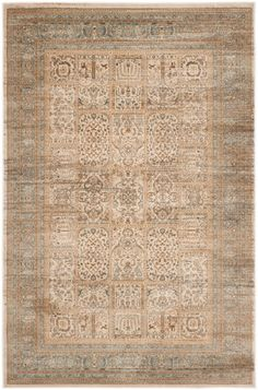 Area rug VTG570A is part of the Safavieh Vintage Rugs collection. Shapes available: Large Rectangle Rug, Runner Rug, Small Rectangle Rug, Round Rug, Medium Rectangle Rug, Square Rug.