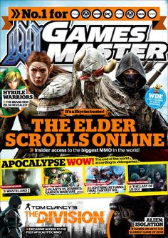 March 01, 2014 issue of Gamesmaster