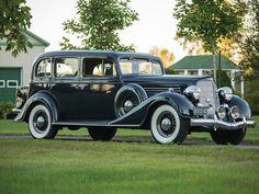 1935 Buick Model 67 Five-Passenger Sedan | Hershey 2016 | RM Sotheby's