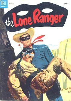 COMIC lone ranger 105 #comic #cover #art