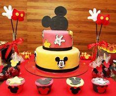cumpleaños de mickey mouse - Buscar con Google