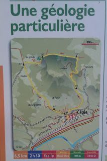 Stephanie Jane: A day of two walks - Cepie and Pieusse