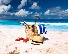 Geanta perfecta de plaja