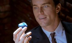 Neal finds the diamond... #whitecollar
