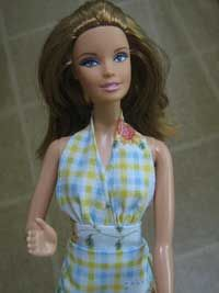 Sewing Patterns On The Internet For Barbie, Ken, Skipper, Shelly/kelly